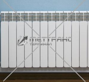 Радиатор биметаллический в Пензе
